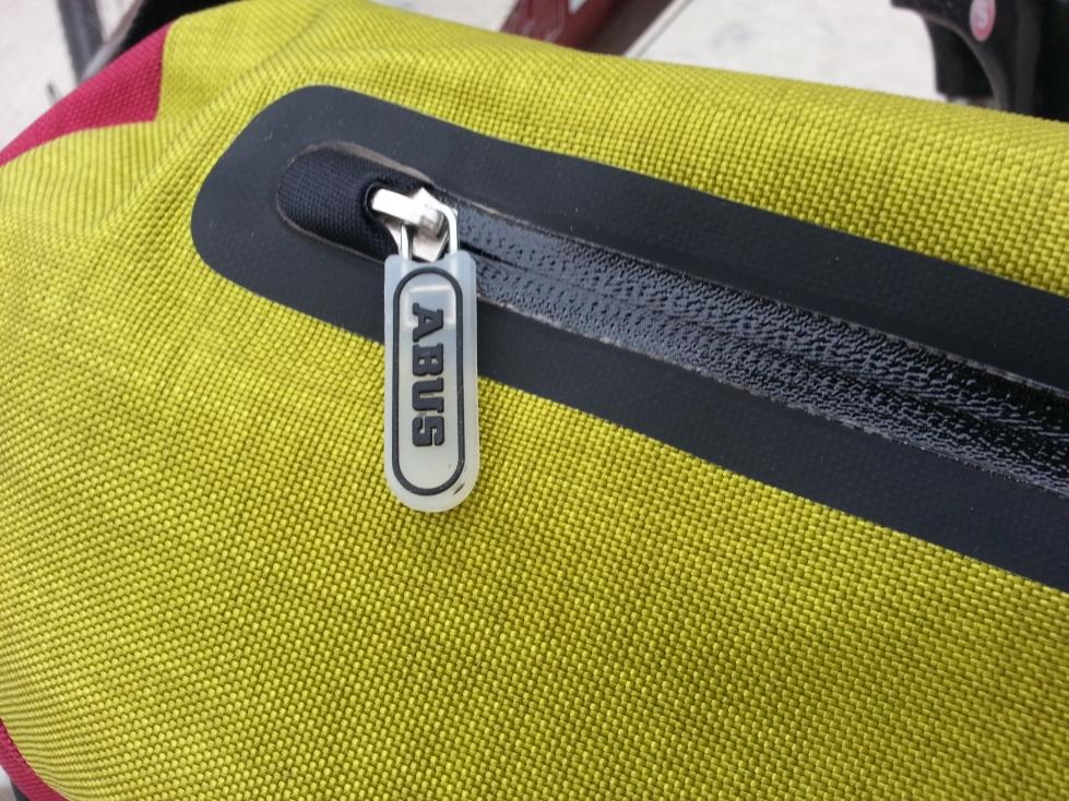 Torba kurierska ABUS Messenger Bag ST 8600