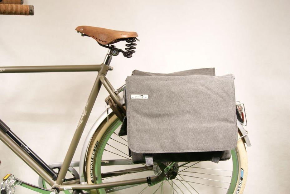 Torba rowerowa podwójna New looxs
