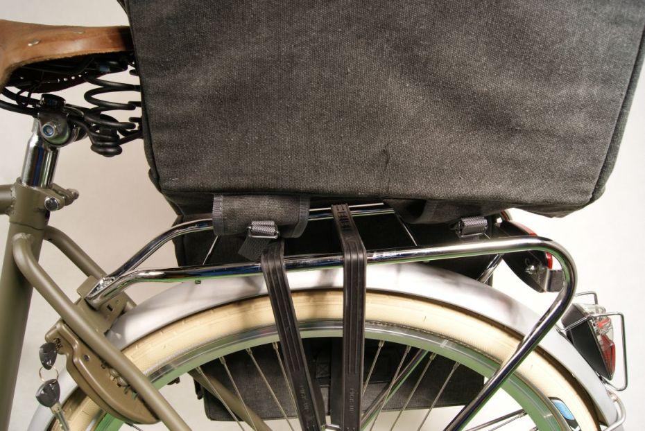 Mocowanie Torba rowerowa podwójna New looxs