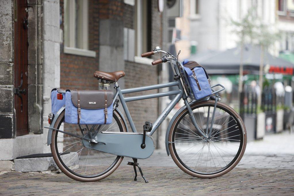 Stylowe Sakwy Rowerowe Do Miasta Rowery Holenderskie