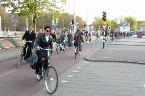 Holenderska jazda- czyli Rush hour in UTRECHT