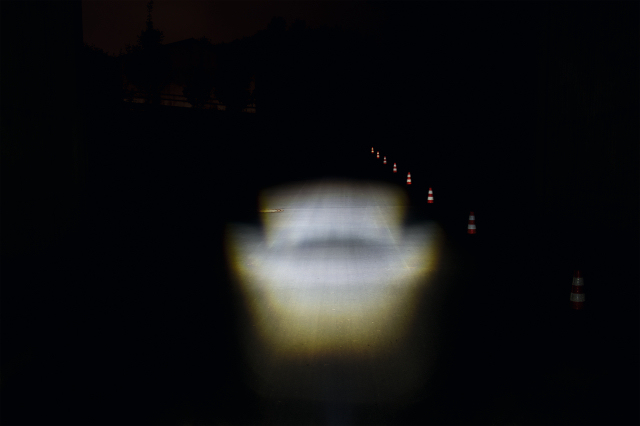 Lampka rowerowa o mocy 20_Lux