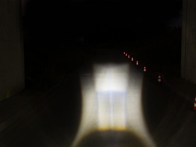 Lampka rowerowa o mocy  20_Lux_Pure_B