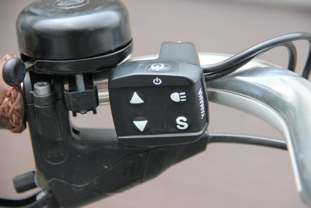 Rower elektryczny Yamaha Batavus Stream IMG_0922