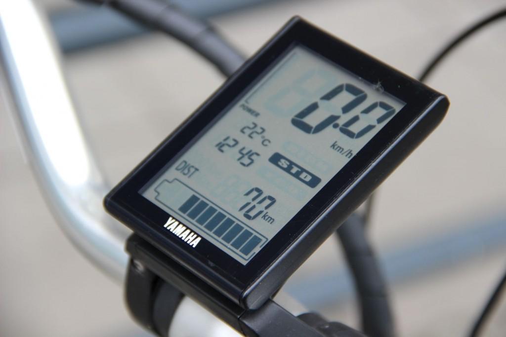 Rower elektryczny Yamaha Batavus Stream IMG_0924