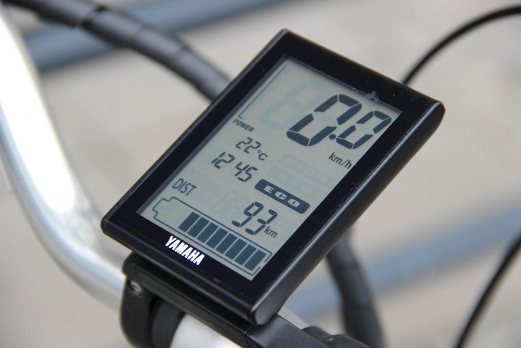 Rower elektryczny Yamaha Batavus Stream IMG_0925