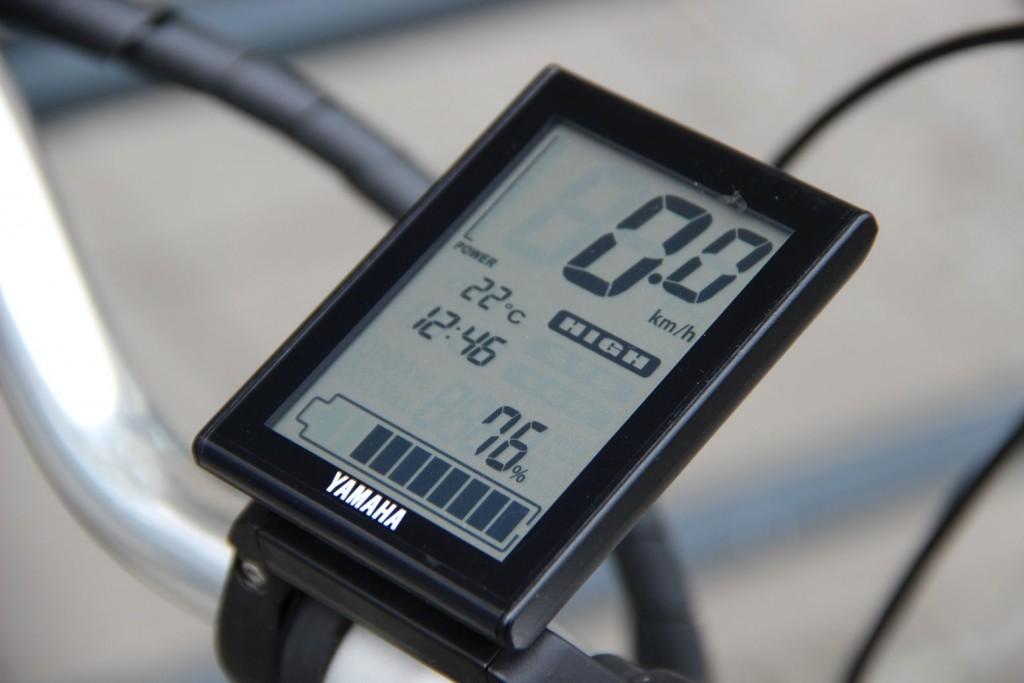 Rower elektryczny Yamaha Batavus Stream IMG_0926