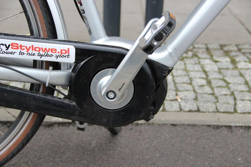 Rower elektryczny Yamaha Batavus Stream IMG_0947