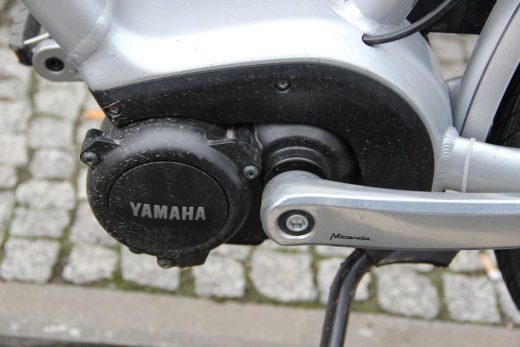 Rower elektryczny Yamaha Batavus Stream IMG_0949