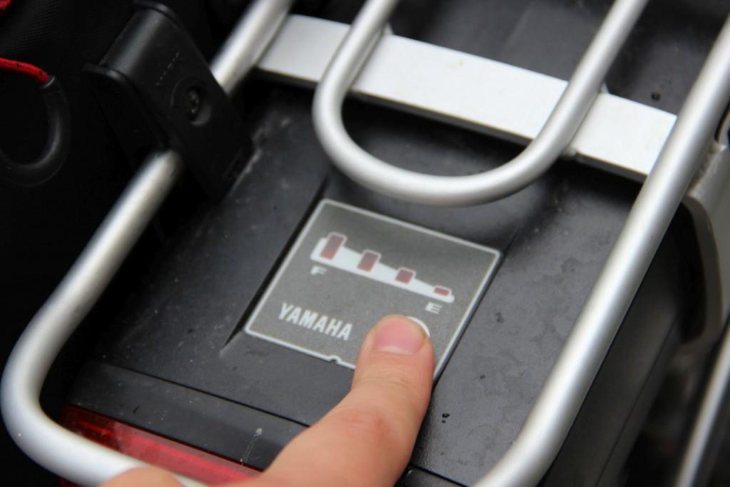 Rower elektryczny Yamaha Batavus Stream IMG_0952