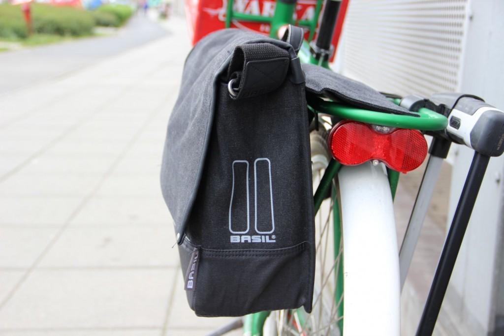 Torba rowerowa Basil Urban Mesenger IMG_0996