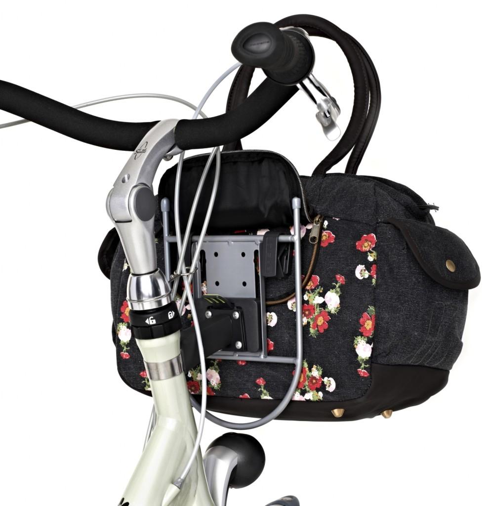 Adapter Basil Baseasy Rack - sakwa rowerowa na kierownicy