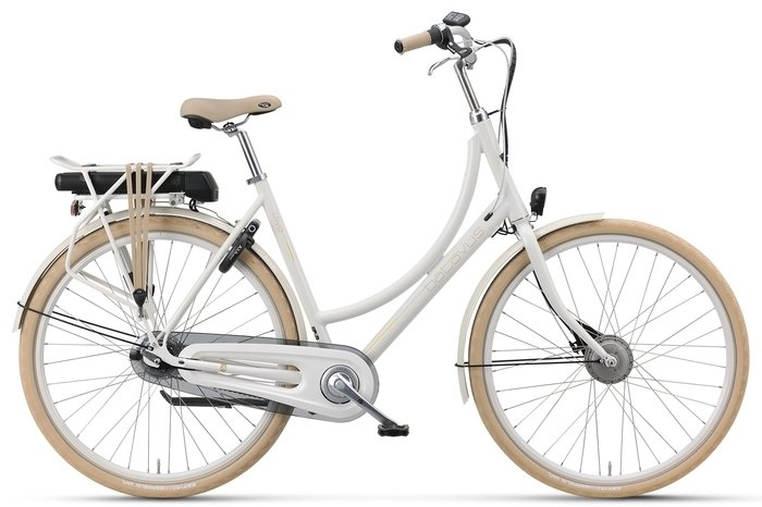 rower elektryczny batavus diva ego