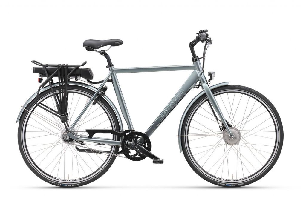 rower elektryczny batavus stratos ego