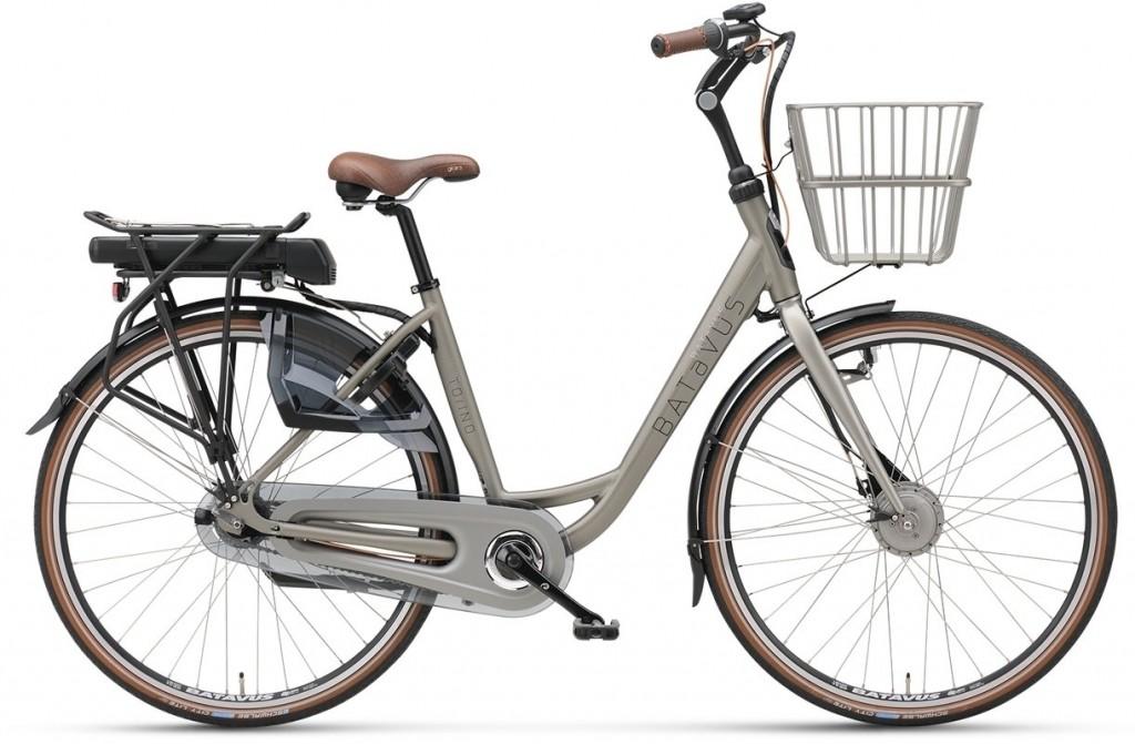 rower elektryczny batavus torino ego