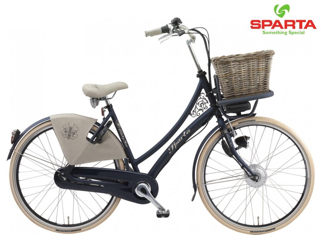 rower elektryczny sparta country-tour-electric