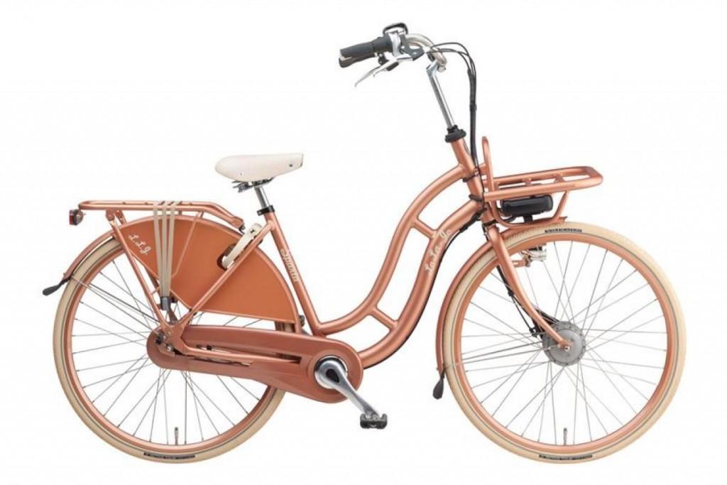 rower elektryczny sparta lola jo-electric