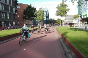 University Utrecht – największa uczelnia w tym mieście,
