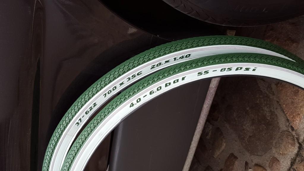 Schwalbe Century British Racing Green