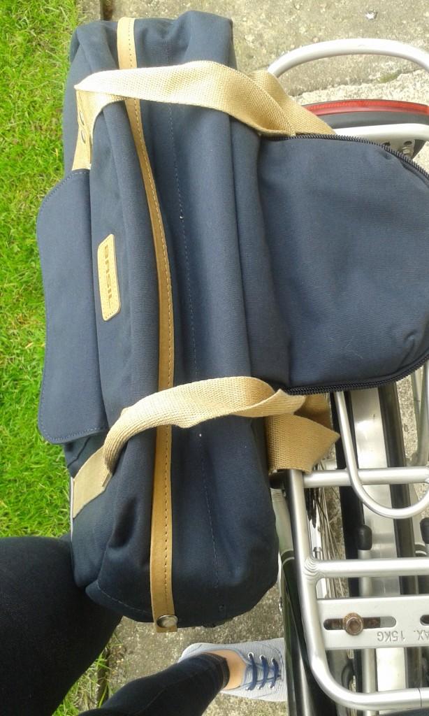 Test torby rowerowej Basil Portland Women BusinessBag