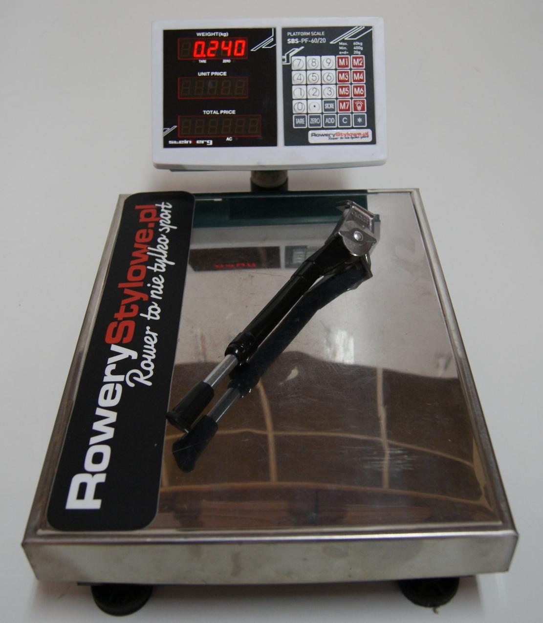 Nóżka rowerowa Olona 18-28 240 gram
