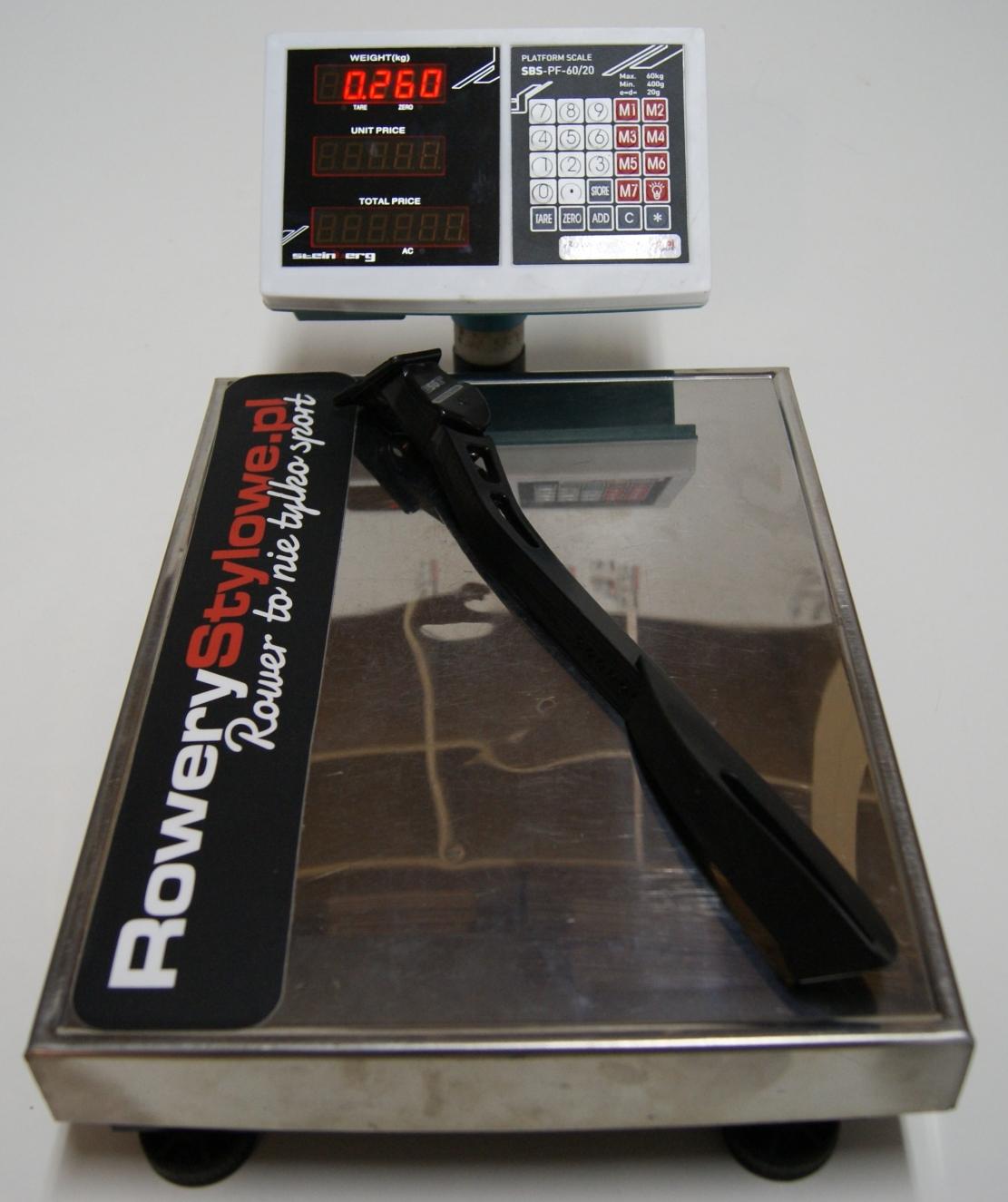 Nóżka rowerowa Pletscher Zoom  260 gram