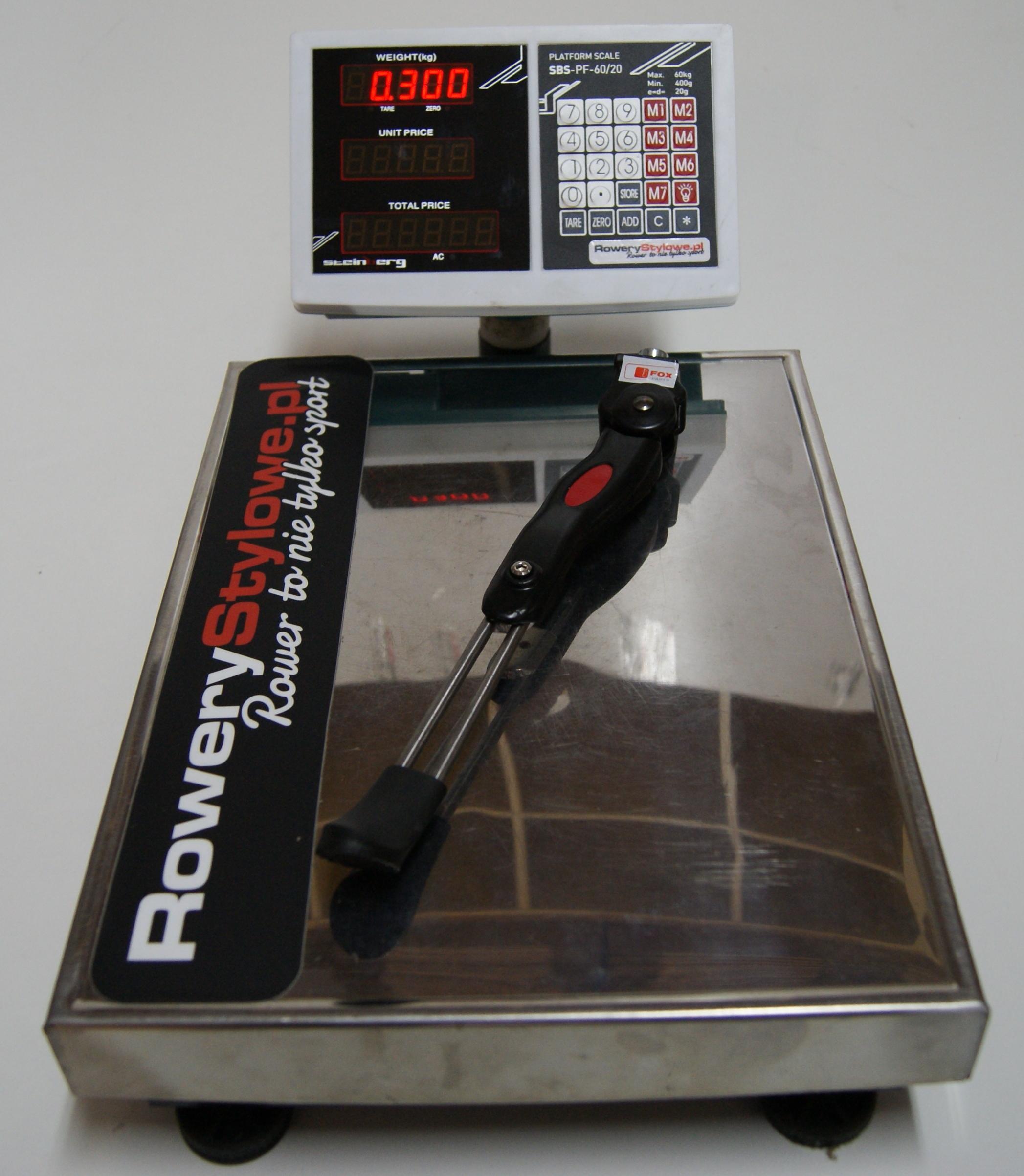 Nóżka rowerowa CD-109 300 gram