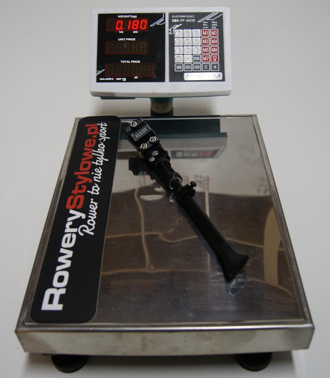 Nóżka rowerowa Point 20-28 180 gram
