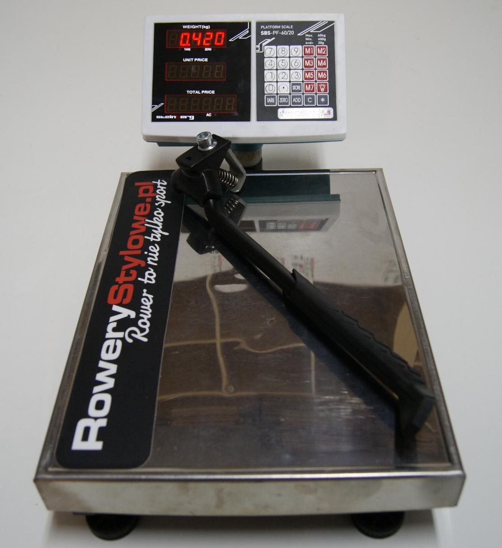 Nóżka rowerowa Spanninga Libra – do 40 kg 420 gram