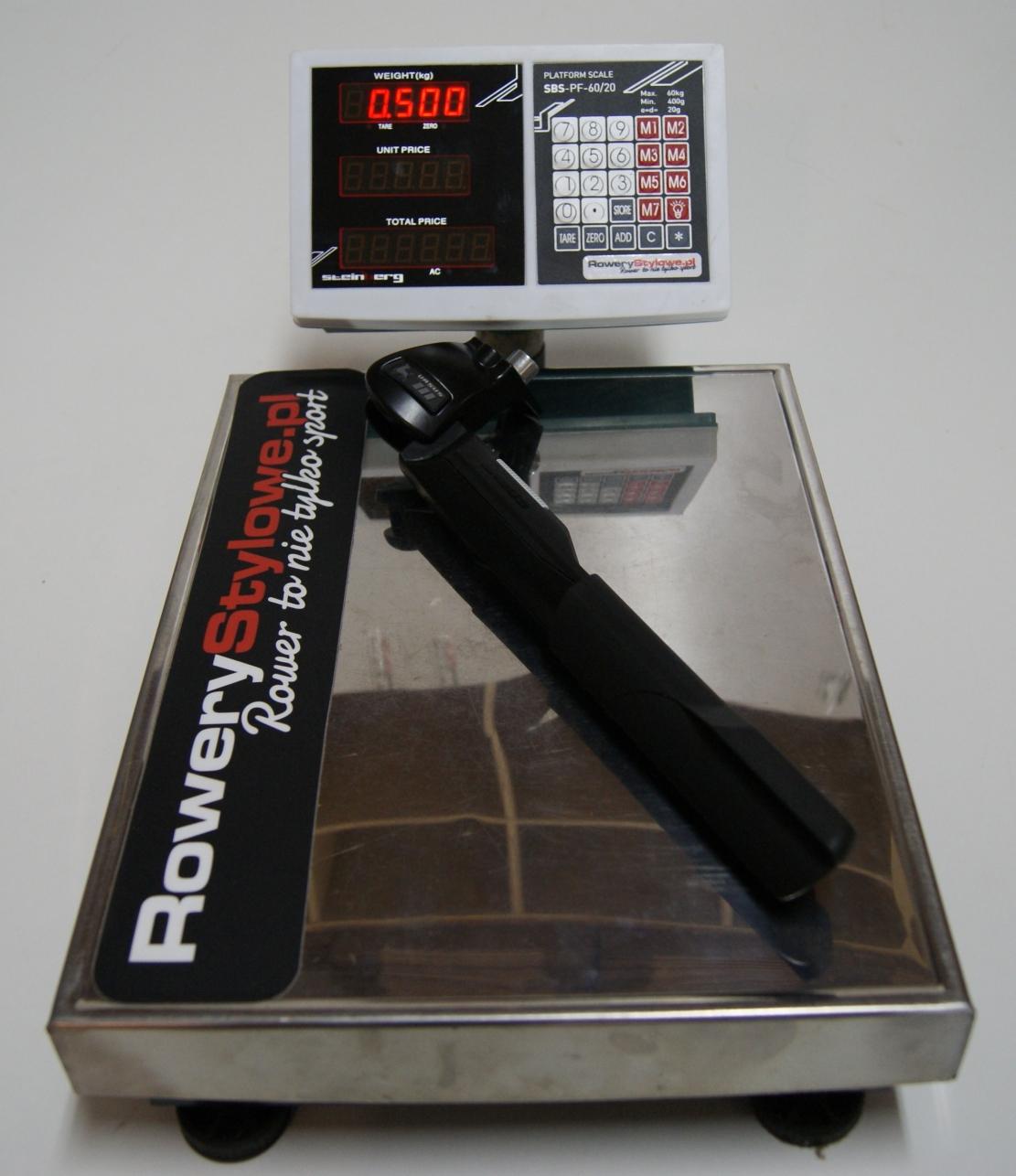Nóżka rowerowa URSUS Kaiser 26-29 55kg 500 gram