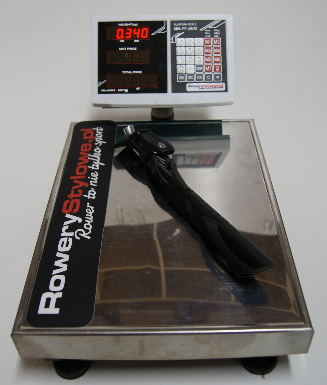 Nóżka rowerowa URSUS Wave 81 – 35 kg 340 gram