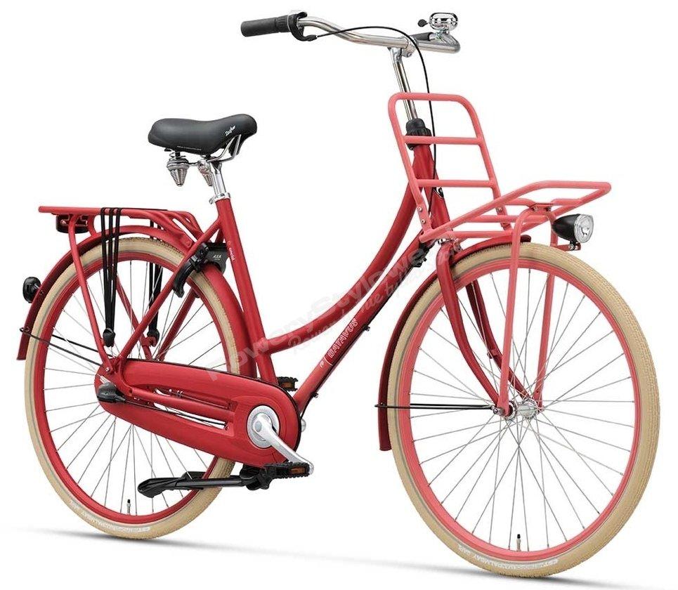Batavus CNCTD rower dla wysokiej dziewczyny kobiety
