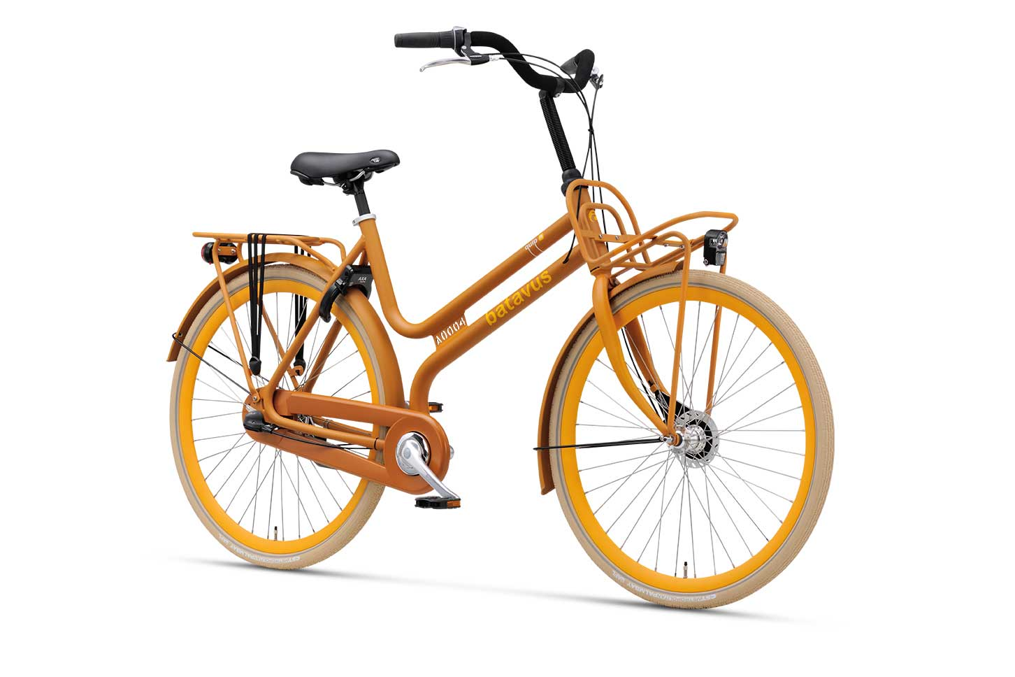 Batavus Quip rower miejski design (4)
