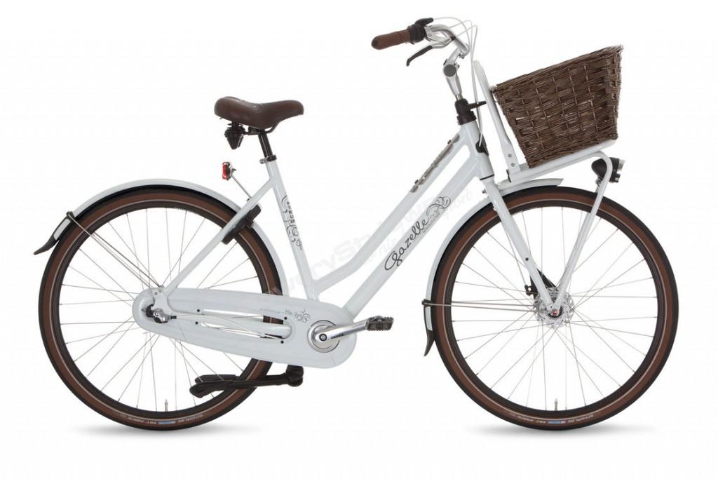 Gazelle Miss Grace rower dla wysokiej dziewczyny kobiety