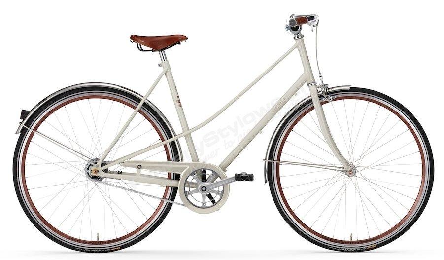 Gazelle van steal rower dla wysokiej dziewczyny kobiety