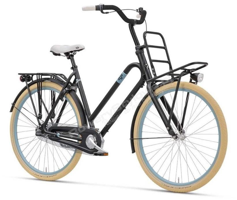 batavus BUb rower dla wysokiej dziewczyny kobiety