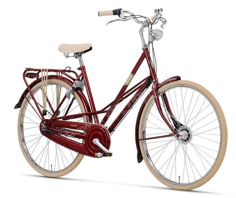 batavus hommage rower dla wysokiej dziewczyny kobiety