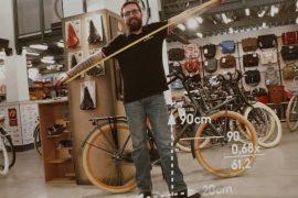 jak dobrac wysokosc ramy rower holenderski batavus gazelle sparta cortina rower miejski