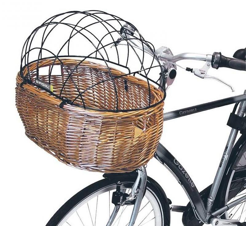 koszyk rowerowy dla psa kota basil pluto