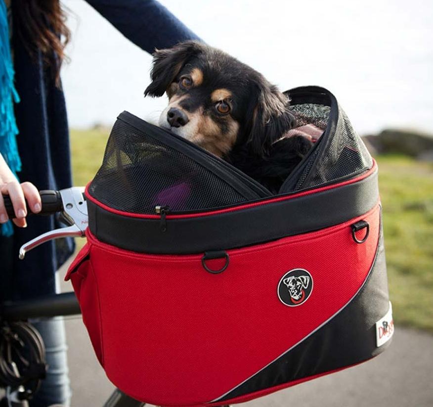 koszyk rowerowy dla psa kota zwierząt Doggy ride cocoon