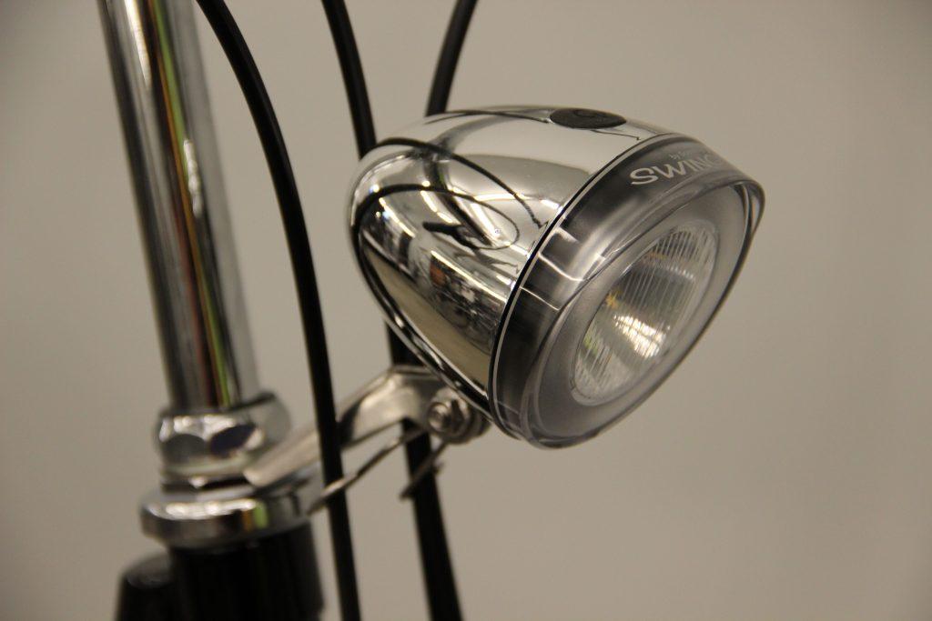 Batavus Old Dutch lampka przednia porównanie z Gazelle Basic Classic