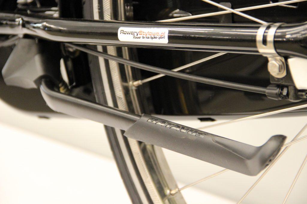 Batavus Old Dutch nóżka porównanie z Gazelle Basic Classic