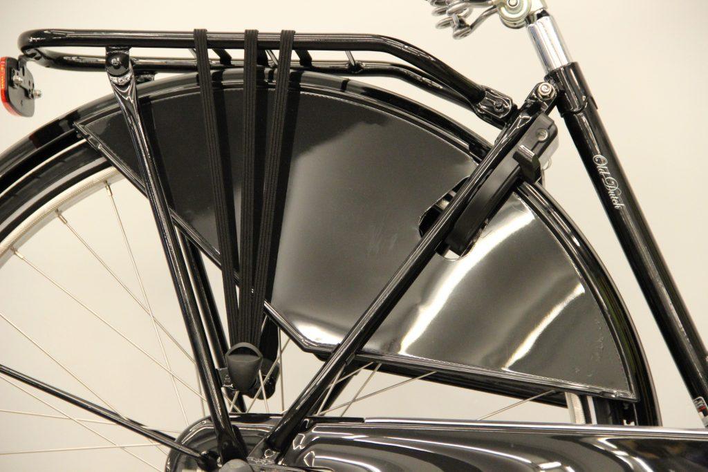 Batavus Old Dutch osłona koła porównanie z Gazelle Basic Classic