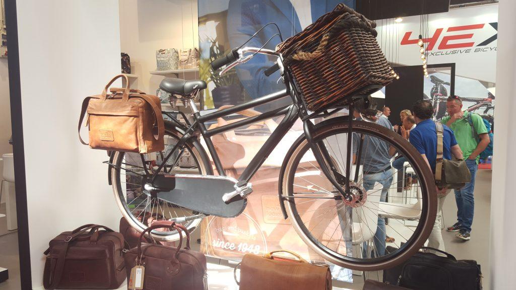 New Looxs sakwy rowerowe