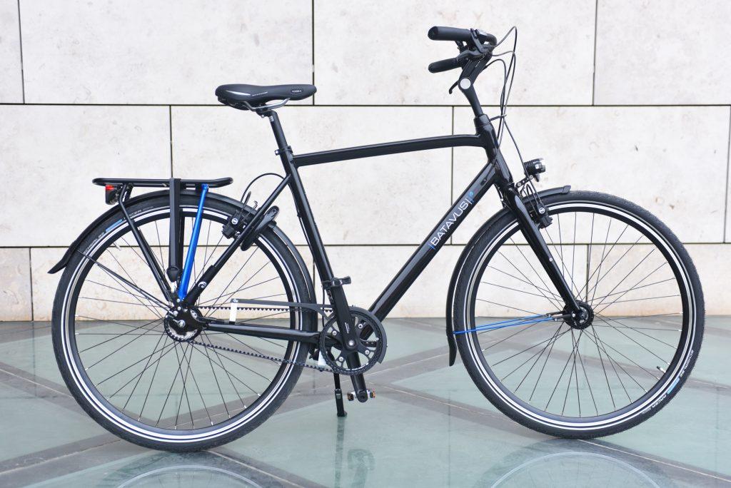Rower na pasku zębatym Batavus Dinsdag Exclusive N8