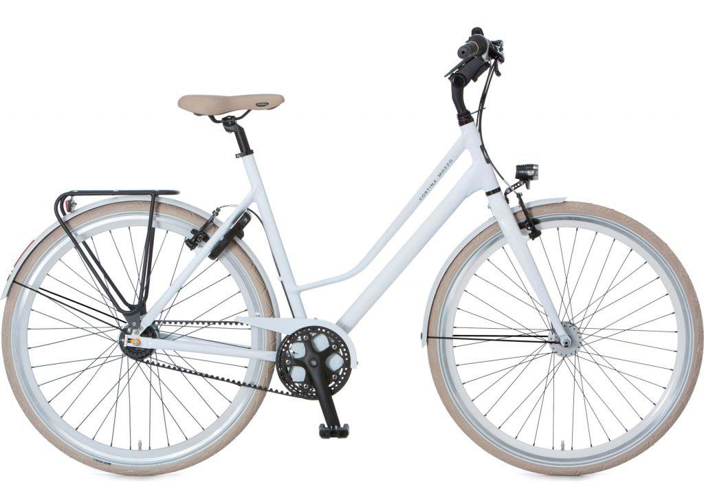 Rower na pasku Cortina Mozzo Nexus 8 Unisex