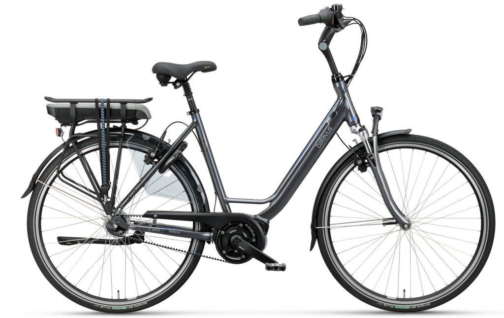 Rower elektryczny na pasku zebatym Batavus Wayz Exclusive Bosch Active Line Unisex