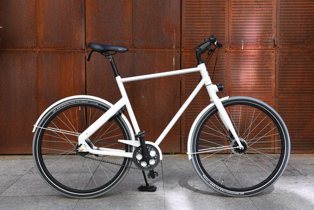 Rower na pasku Cortina Blau Nexus 7 White