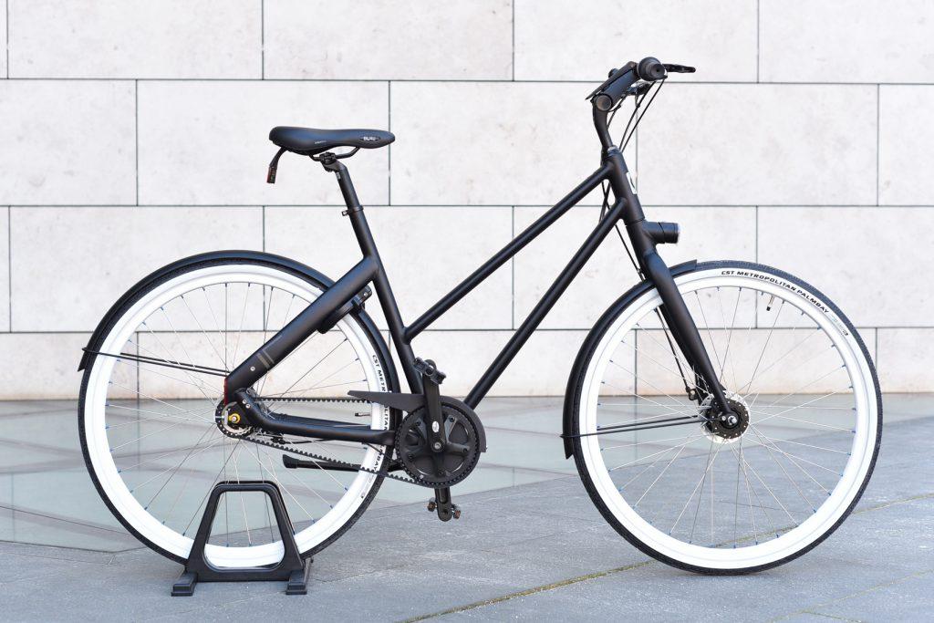 Rower na pasku Cortina Blau Nexus 7 Unisex
