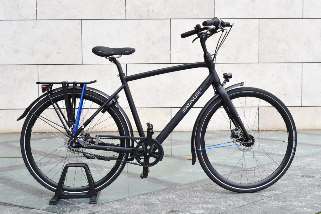 Rower na pasku zębatym Batavus Sonido Nexus 8